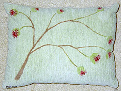 Twig Pillow Side 1